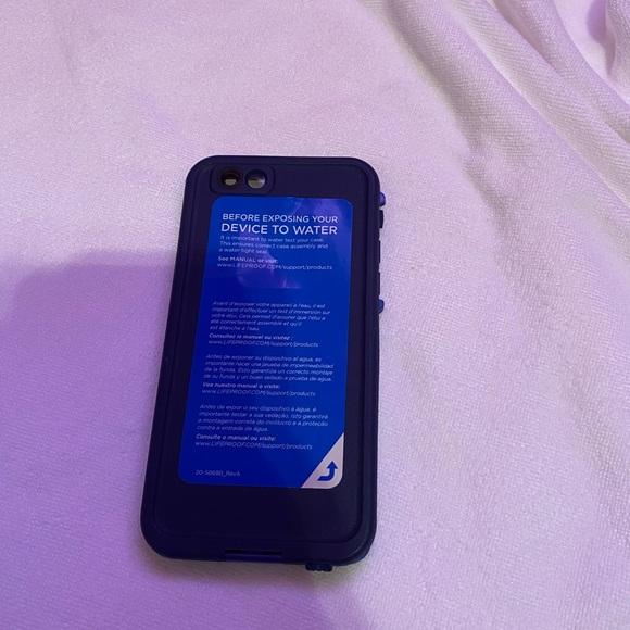 LifeProof Other - Lifeproof IPhone Case